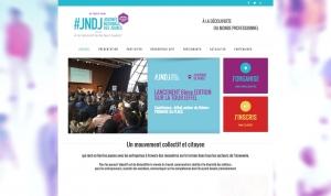 site internet journée nationale des jeunes