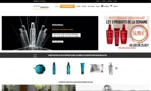 site internet coiffeur nice